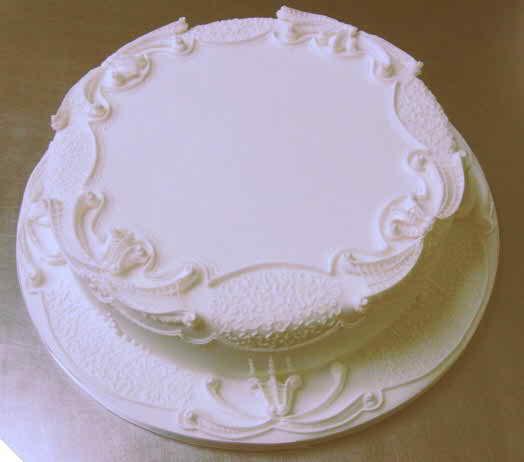 minimalist wedding cakes 2