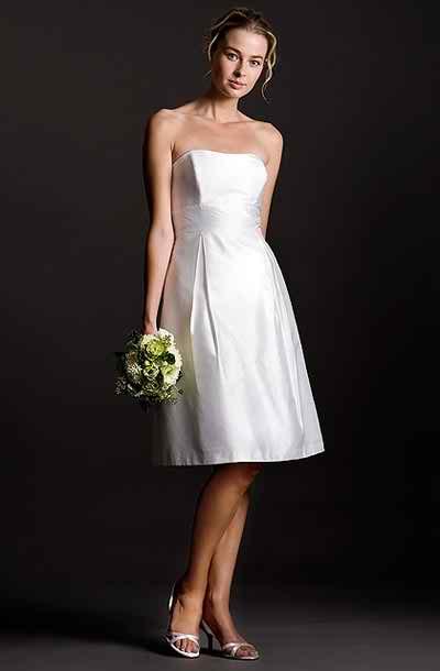 minimalist wedding dresses 2
