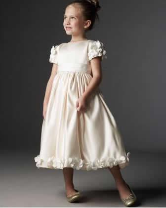 models of dresses for the flower girl
