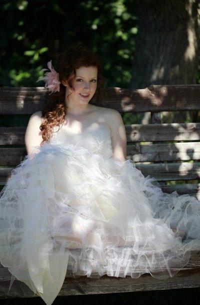 neat examples of wedding veils 2 2