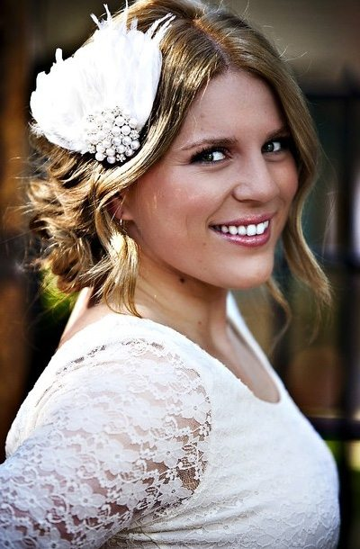 neat examples of wedding veils 2 3