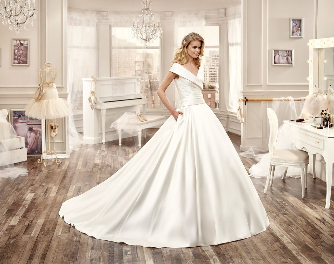 10 of Our Favorite Wedding Gowns From the Nicole Spose 2016 ...
