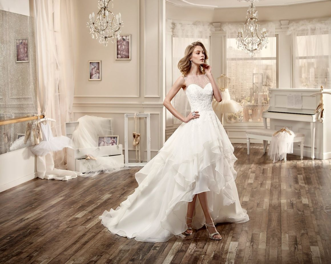 10 of Our Favorite Wedding Gowns From the Nicole Spose 2016