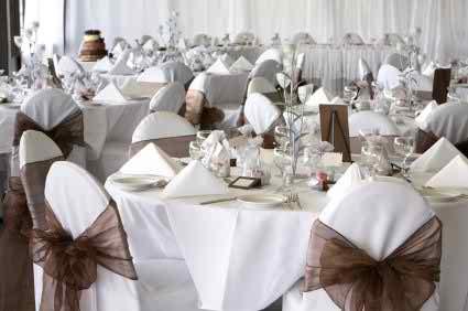 organizing the wedding - the restaurant 2