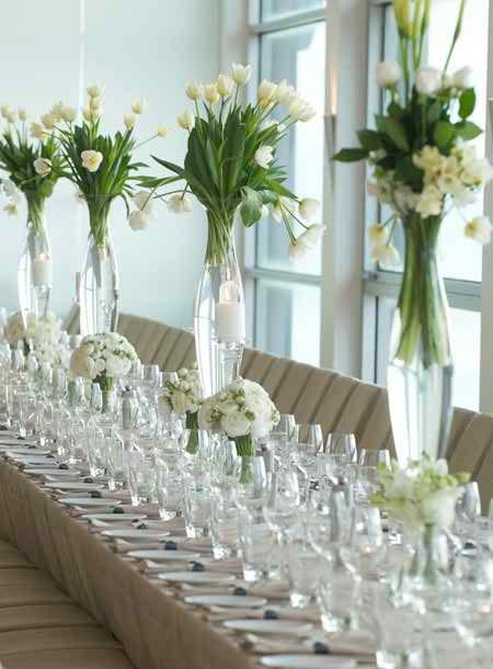 ornaments and wedding arrangements 3