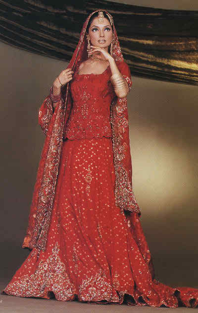 pakistani wedding dress2