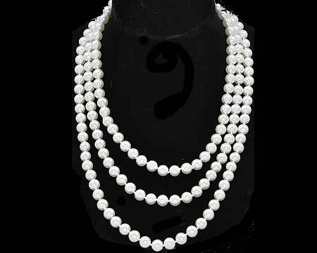 Pearl bridal jewelry options
