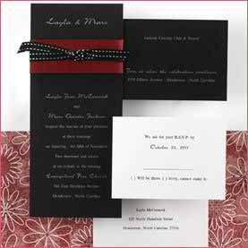 personalized wedding invitations 2