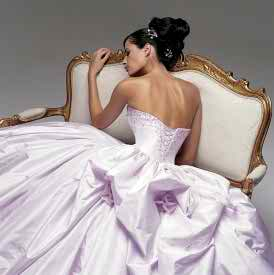 pink wedding dresses2