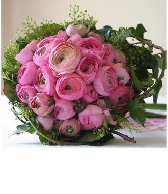 pink wedding flowers 2 2