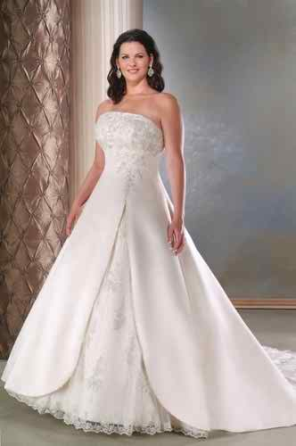 plus size wedding dresses2