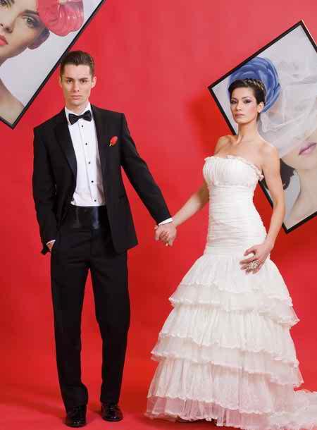pompous wedding dresses 3