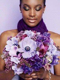 purple wedding flowers2