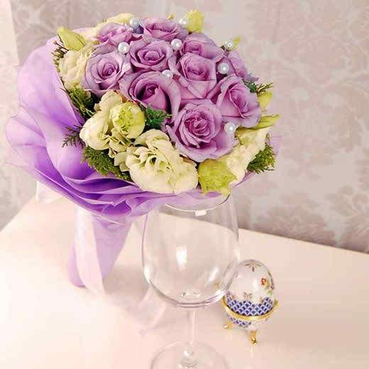 purple wedding flowers4