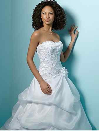 ruffle wedding dresses 3