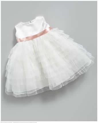 ruffled dresses for the flower girls