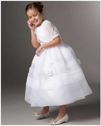ruffled dresses for the flower girls4