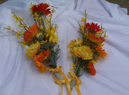 rustic bouquets 2