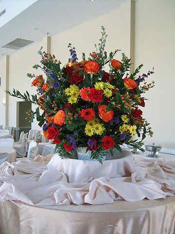 saving money for the flower arrangements 2