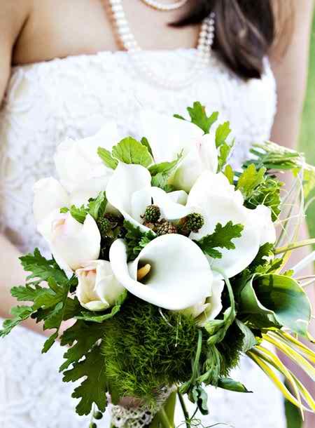 short bridal bouquets 2