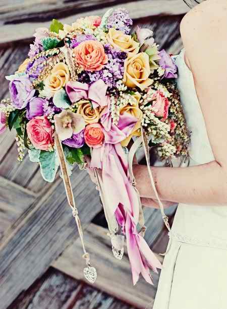 short bridal bouquets 4