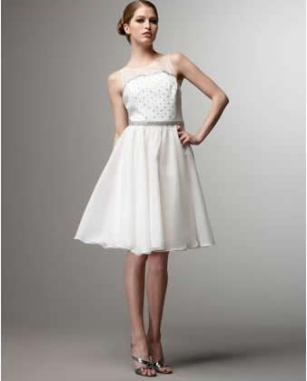 short wedding dress 2