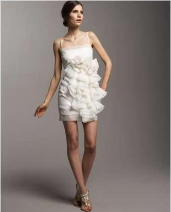 short wedding dress 3
