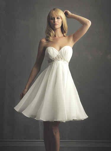 short wedding dresses2