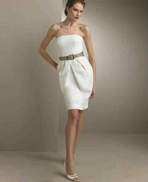 short wedding dresses3