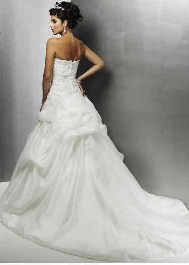 sleeveless wedding dresses 2 2