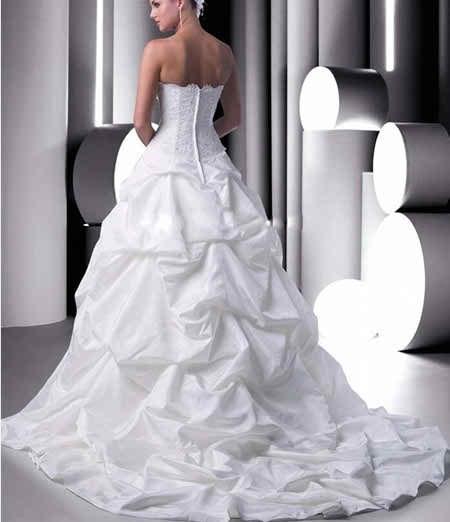 sleeveless wedding dresses 2 4