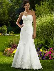 sleeveless wedding dresses 2 5