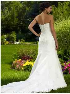 sleeveless wedding dresses 2 6