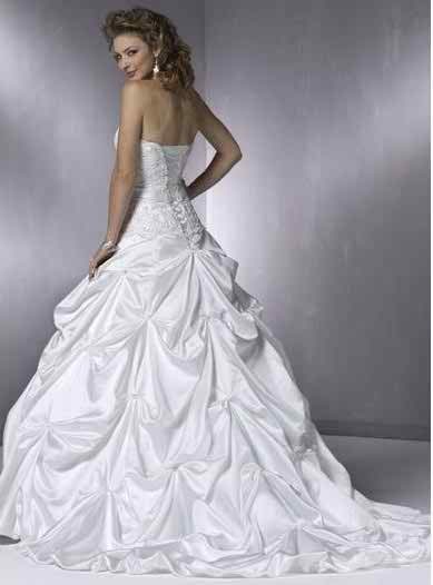 sleeveless wedding dresses 2