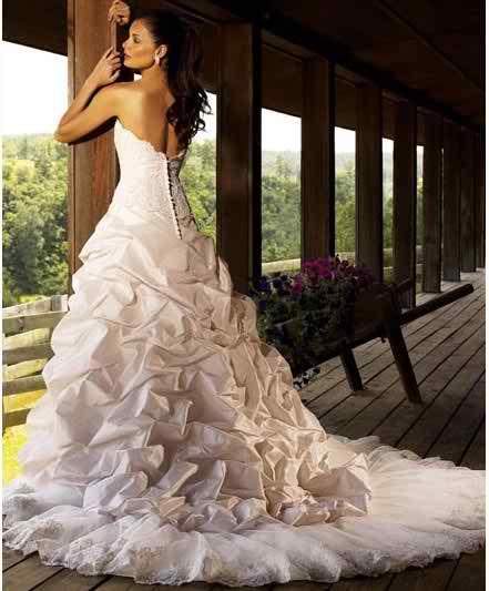 sleeveless wedding dresses 3 4