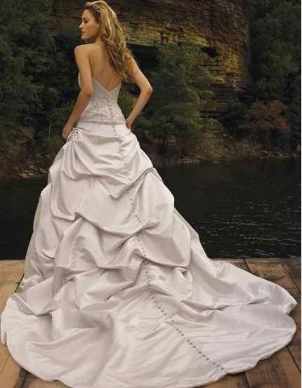 sleeveless wedding dresses 4 2