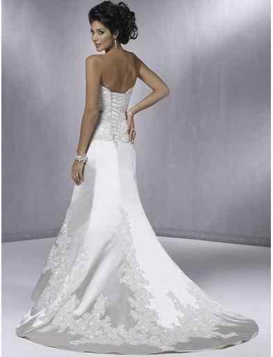 sleeveless wedding dresses 4