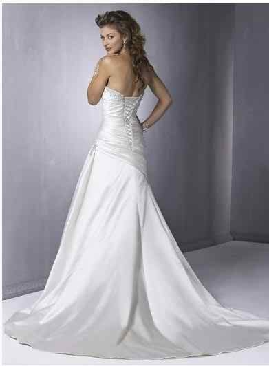 sleeveless wedding dresses 4