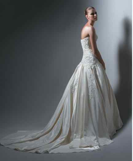 sleeveless wedding dresses 5 2