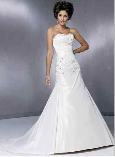 sleeveless wedding dresses 5 3