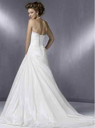 sleeveless wedding dresses 5 4