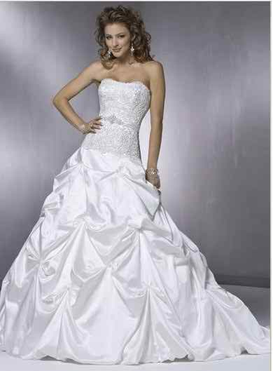 sleeveless wedding dresses