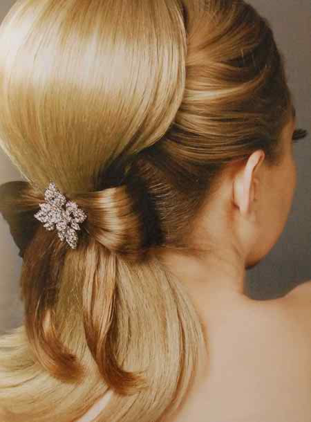 special hairstyles for the wedding day 3 2