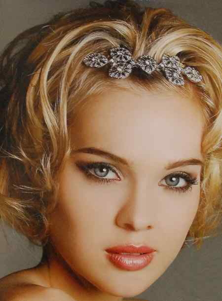 special hairstyles for the wedding day 3 3
