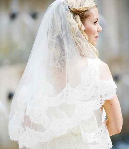 special hairstyles for the wedding day