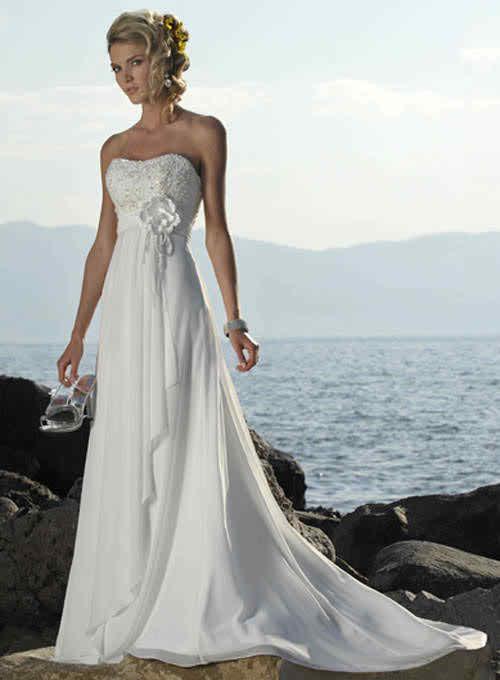 strapless wedding dresses2