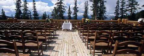 suggestions for outdoor wedding locations