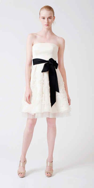tea length wedding dresses 2 2