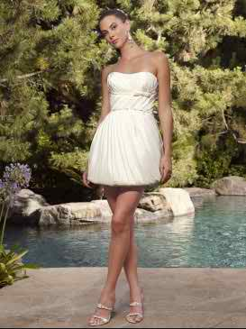 tea length wedding dresses 2 5