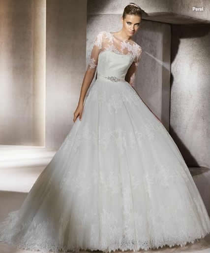 The Pronovias 2012 collections